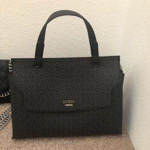 Guess black handbag or bodybag